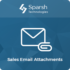 Sales Email Attachments